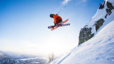 bilde fra Hovden Alpinsenter