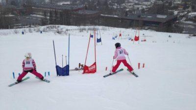 bilde fra Nylendlia ski og aktivitetssenter