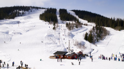 bilde fra Birkenåsen Rena Alpin og Skisenter