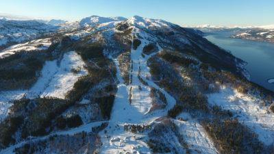 bilde fra Surnadal Alpinsenter AS
