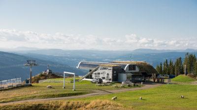 bilde fra Hafjell Bike Park