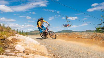 bilde fra Trysil Bike Arena