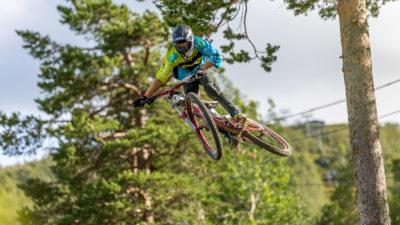 bilde fra Geilo Bikepark / Geilo Sommerpark