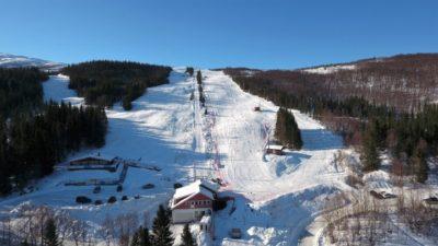 bilde fra Ankenes Alpinanlegg