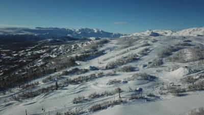 bilde fra Beitostølen Skiheiser