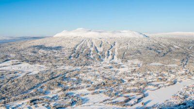 bilde fra SkiStar Trysil