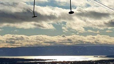 bilde fra Hamar alpinsenter, Lierberget
