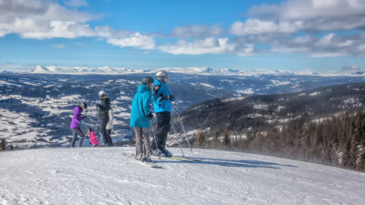 bilde fra Aurdal - Valdres Alpinsenter