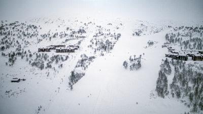 bilde fra Haukelifjell Skisenter