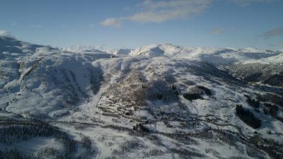 bilde fra Sogndal Skisenter