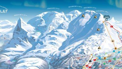 bilde fra Narvikfjellet Ski Resort
