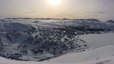 bilde fra Tyin/Filefjell