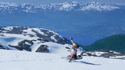 bilde fra Fonna Glacier Ski Resort