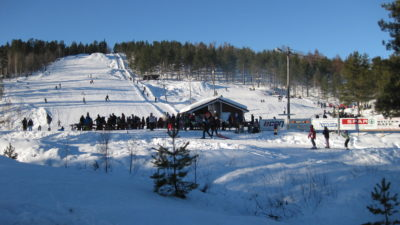 bilde fra Vegårshei Ski- og Aktivitetssenter AS