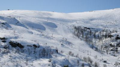 bilde fra Stordalen Skisenter
