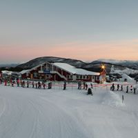 bilde fra Sollifjellet Alpinsenter
